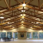 Ushers Ferry Hall near Cedar Rapids Iowa Trey Electric Commercial Work